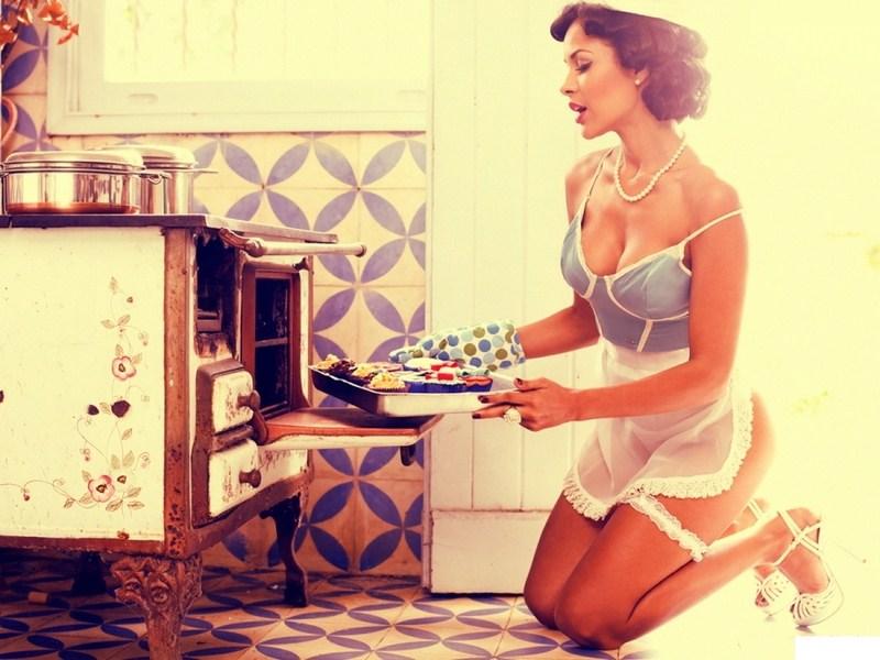 Девушки этих трех знаков самые лучшие домохозяйки!