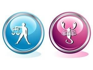 Совместимость Весы и Скорпион!