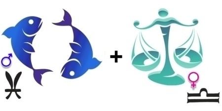 Совместимость весы и рыбы