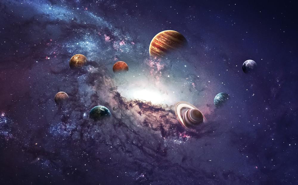 Влияние солнечных  аспектов с другими планетами в астрологии