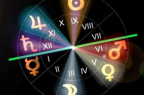 Значение 1, 2, 4 и 5 домов в астрологии