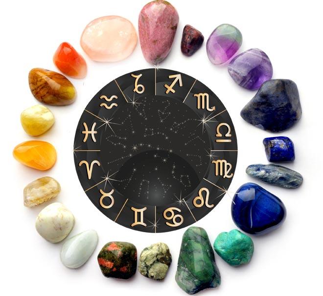 Какие минералы подходят разным знакам зодиака!