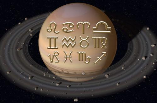 Сатурн в знаках зодиака (1 часть)