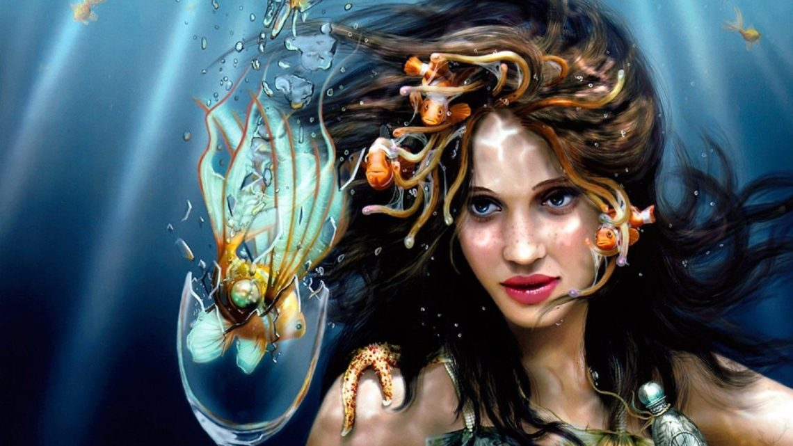 Характеристика дамы со знаком зодиака Рыбы!