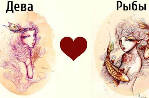 Мужчина Рыбы и женщина Дева (совместимость)