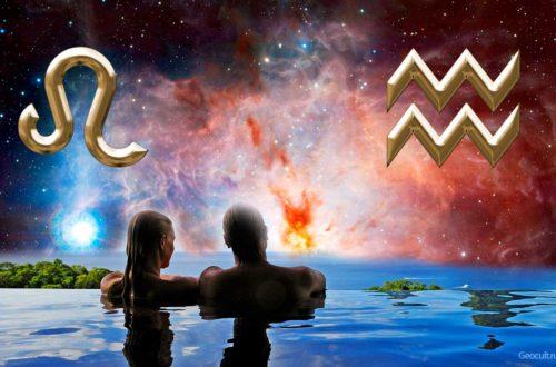 Мужчина-Водолей и женщина Лев (совместимость)