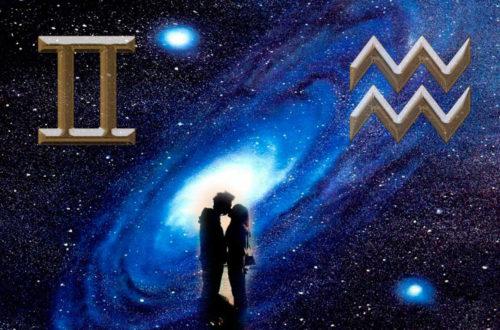 Мужчина-Водолей и женщина-Близнецы (совместимость)