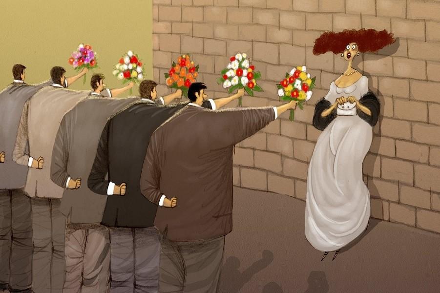Их представительницы не знают отбоя от поклонников!