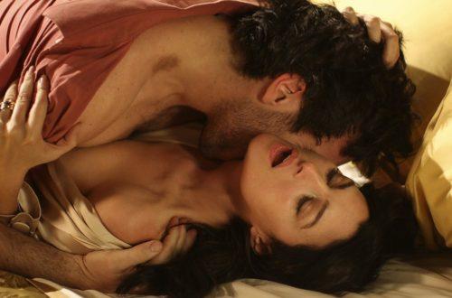 У этих 5 пар самый страстный секс!