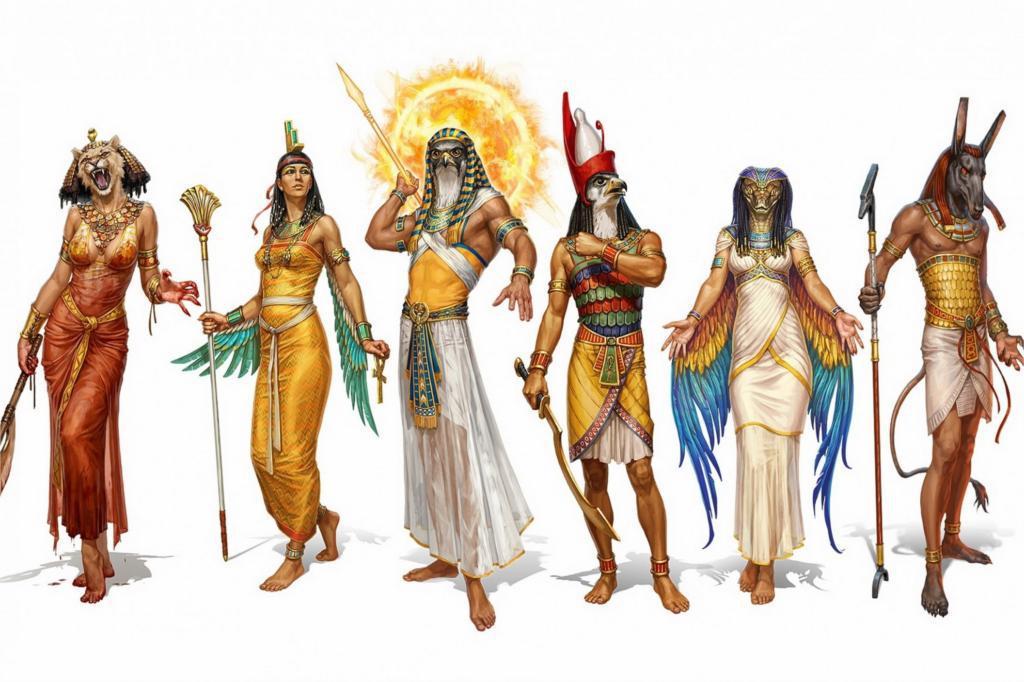 Откройте для себя свой древнеегипетский астрологический знак!
