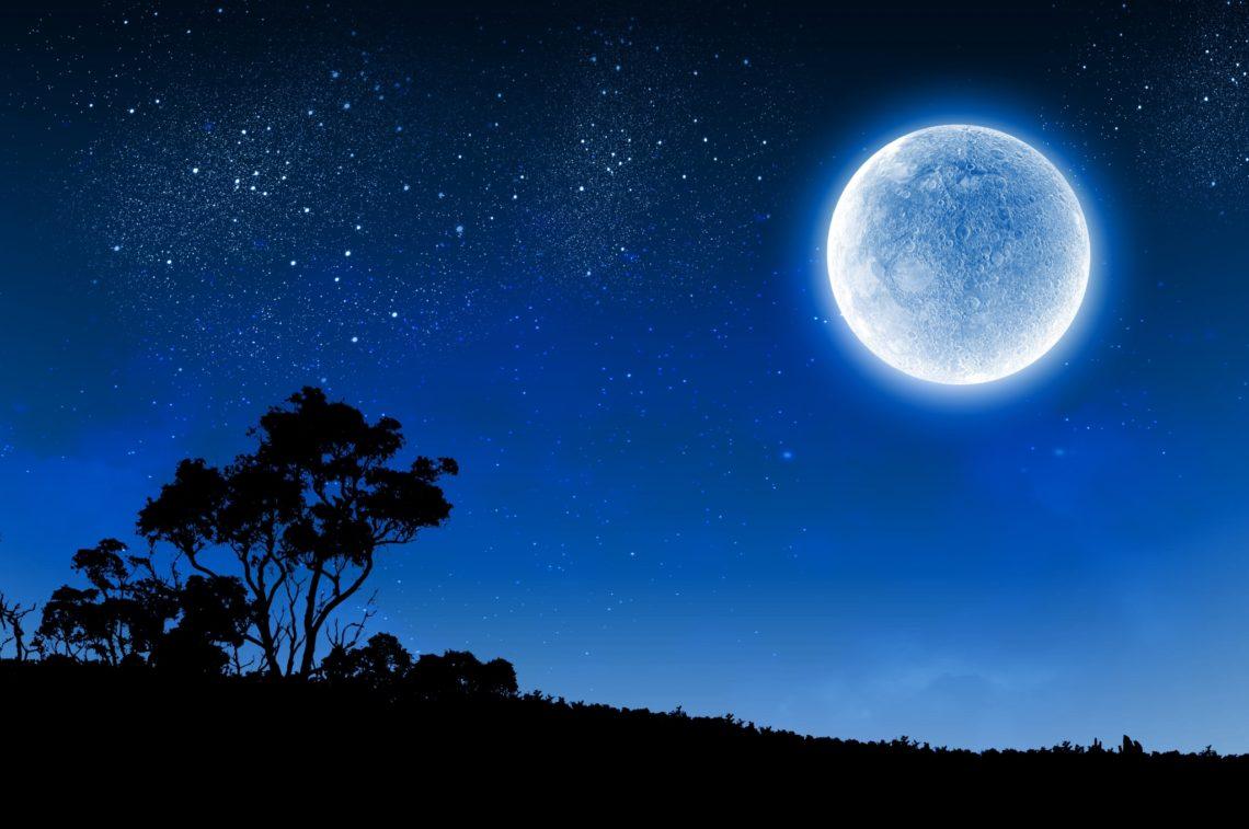 Какую роль играет луна в каждом знаке зодиака