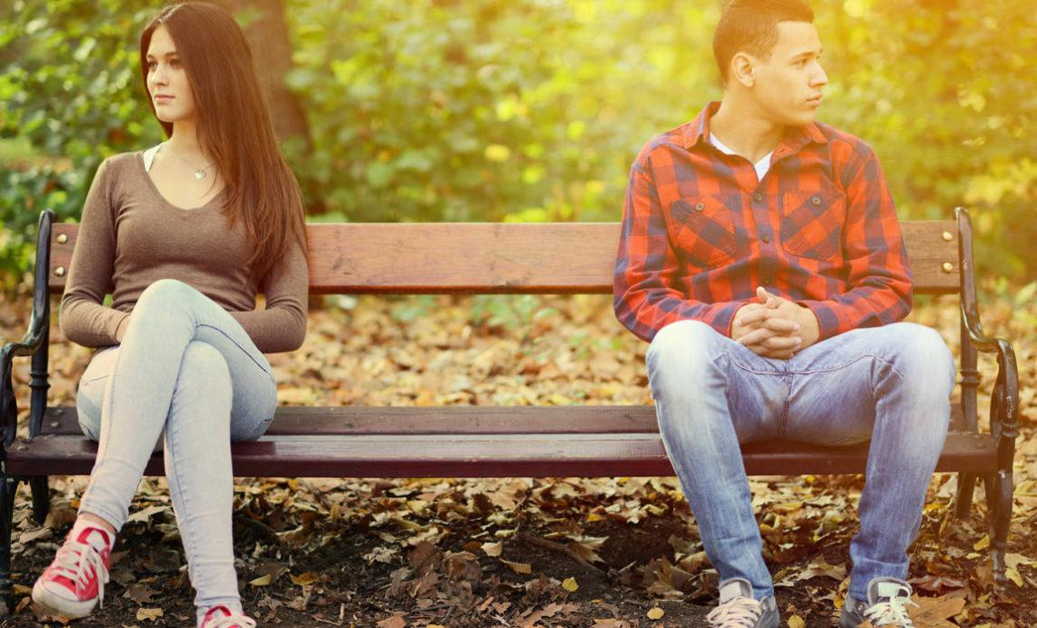 Пары, в которых партнеры имеют различные взгляды на жизнь