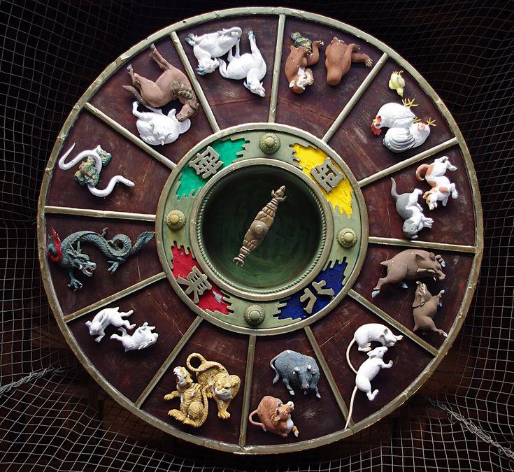 Китайский гороскоп совместимости !