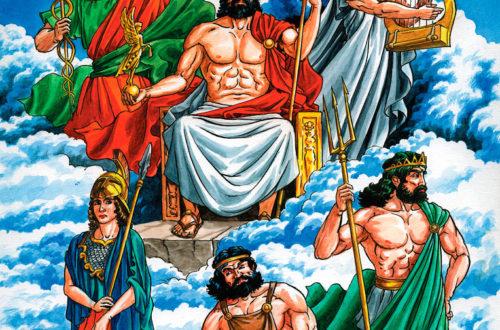 Знаки Зодиаки, как Древнегреческие Боги!